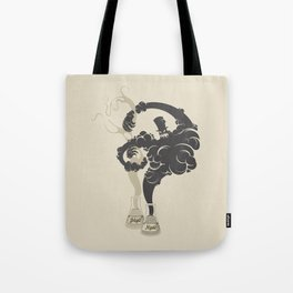 Dr. Jekyll & Mr. Hyde Tote Bag