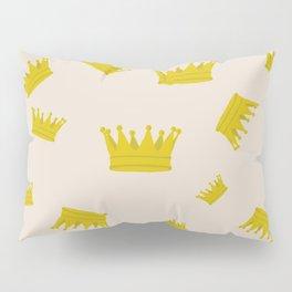 peach crowns Pillow Sham