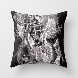 Threadless Live at Marwen: Adam Ramirez Throw Pillow