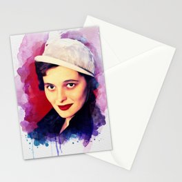 Patricia Neal, Vintage Actress Stationery Cards