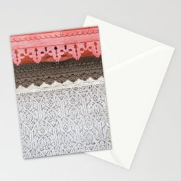 Pink Al Balad Coral House Stationery Cards