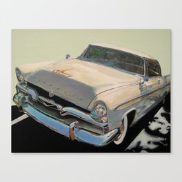 Plymouth Canvas Print