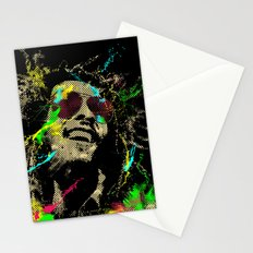 Under the reggae mode Stationery Cards