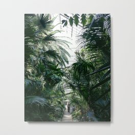 IN THE JUNGLE #2 Metal Print
