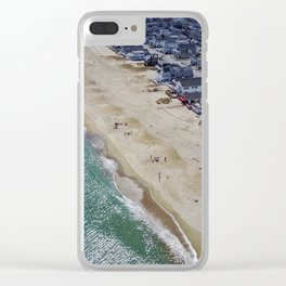 Spring Arrives Clear iPhone Case