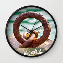 Fishers Ring Wall Clock