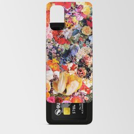 Garden Variety collage art Android Card Case