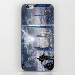 The Burj iPhone Skin