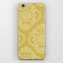 Regal Gold iPhone Skin