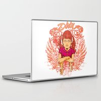 dirty dancing Laptop & iPad Skins featuring Dirty by Tshirt-Factory