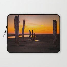 Pacific Beach Sunset Laptop Sleeve