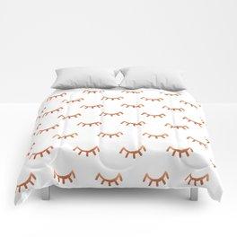 Copper Lashes Comforters
