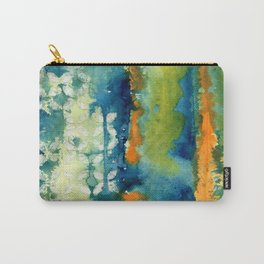 Aquamarine Dreams Carry-All Pouch