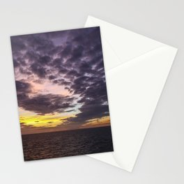 Swirl Away Stationery Cards