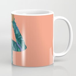 """Tropic Vibes"" Coffee Mug"