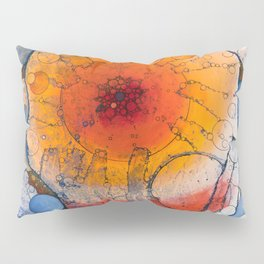 Wheel Of Life Pillow Sham