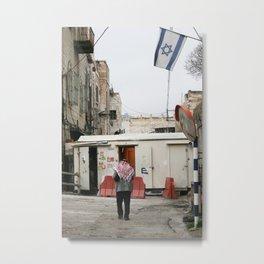 Hebron Palestine Metal Print