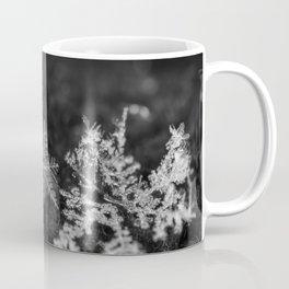 Clump of snowflakes Coffee Mug