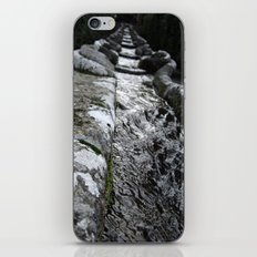 Villa Lante Water Chain iPhone & iPod Skin