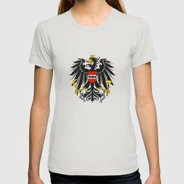 Oida Austria Austria Dialect Eagle T-shirt
