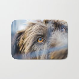 Dog's eye Bath Mat
