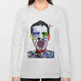 Mr Brandon Flowers, Hey Hot Stuff! Long Sleeve T-shirt