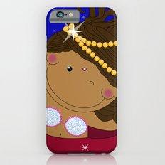 Ruby - Fun, sweet, unique, creative and very colorful, original,digital children illustration Slim Case iPhone 6s