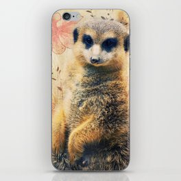 Mrs. SURICATE iPhone Skin