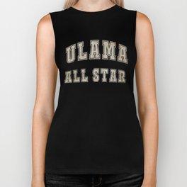 Ulama All Star Mesoamerican Ball Game Biker Tank