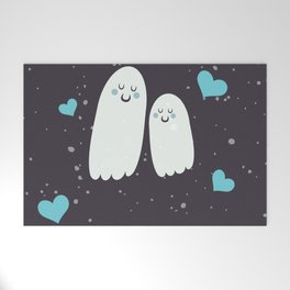 Loving Ghosts Welcome Mat