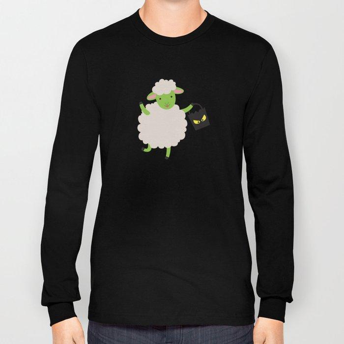 Sheep Series [SS 03] Long Sleeve T-shirt