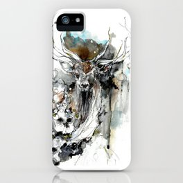 Imperial Stag iPhone Case
