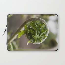 Christmas Fern Laptop Sleeve