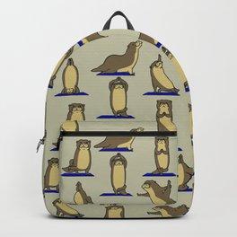 Otter Yoga Backpack