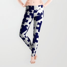 Random Jigsaw Pieces Leggings