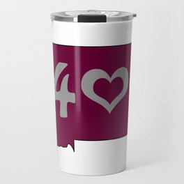 406 : Missoula, Montana Travel Mug