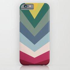 Upside down triangles iPhone 6s Slim Case