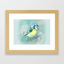 Morning air Framed Art Print