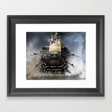 Piandemonium - Writers' Waltz Framed Art Print