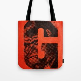 G is for Gorilla Tote Bag
