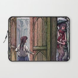 Lucy's Discovery Laptop Sleeve