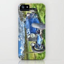 Grand Prix Vintage Sports car iPhone Case