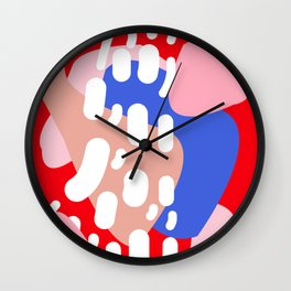Busy City Energy Part 2. Wall Clock