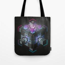 Hexagone Tote Bag