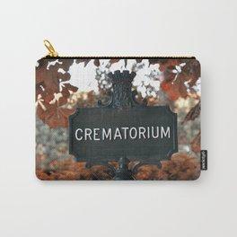 Crematorium Carry-All Pouch