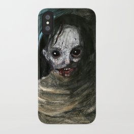 Demon Woman iPhone Case