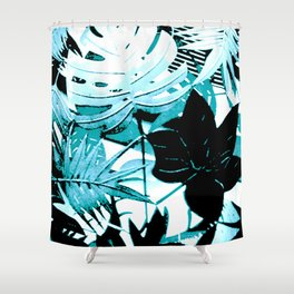 floral ball Shower Curtain
