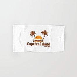 Captiva Island - Florida. Hand & Bath Towel