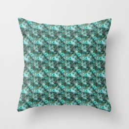Mermaid Scales SM Throw Pillow