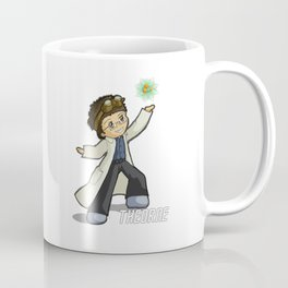 Physics Not Included Chibi Coffee Mug